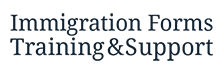 Immigration Forms Training & Support